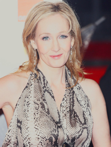 JK ROWLING-INTERNATIONAL BEST SELLING AUTHOR