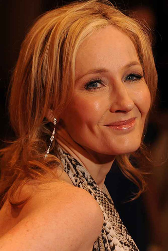 JK ROWLING-INTERNTIONAL BEST SELLING AUTHOR