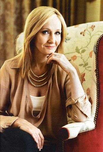 JK ROWLING-INTERNATIONAL BEST SELLNG AUTHOR