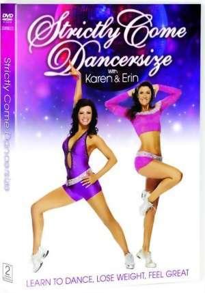 karen & erin strictly dvd